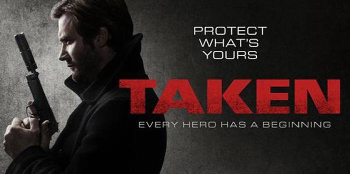 Rollo montre ses skills dans le trailer de Taken !