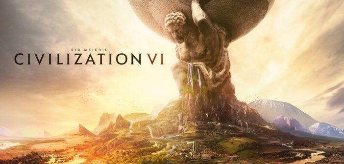 Sid Meier's Civilization VI en développement et daté !
