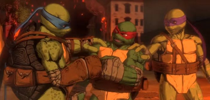 Teenage Mutant Ninja Turtles : des Mutants à Manhattan disponible