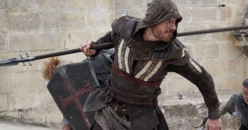 Assassin's Creed : Michael Fassbender se met en danger