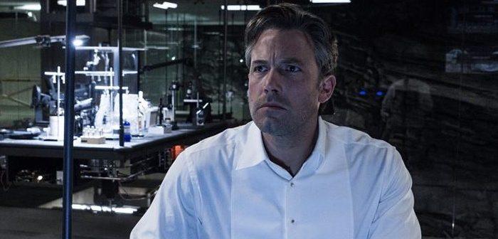 Ben Affleck réagit aux mauvaises critiques sur Batman v Superman