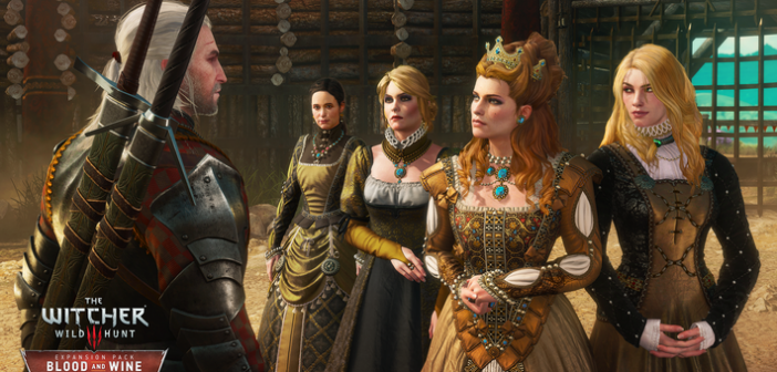 La bande-annonce ultime de The Witcher 3 : Blood & Wine est là !