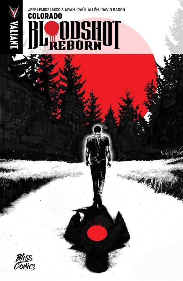 [Critique Comics] Bloodshot Reborn R1 : dans la tête du tueur