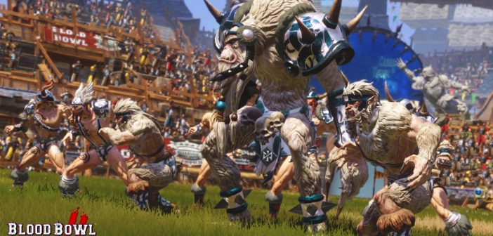 Blood Bowl 2 dès maintenant disponible sur Mac