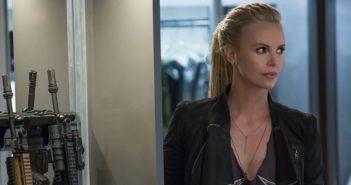 Première image de Charlize Theron dans Fast & Furious 8