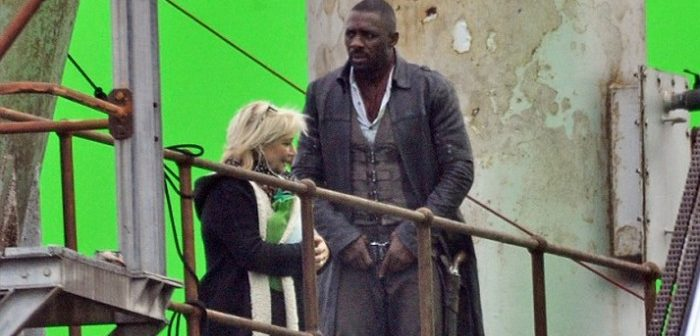La tour Sombre : premiers clichés d'Idris Elba