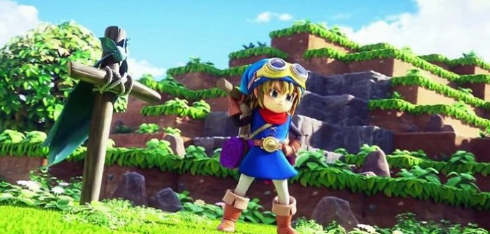Dragon Quest Builders s'illustre à travers un trailer dantesque !