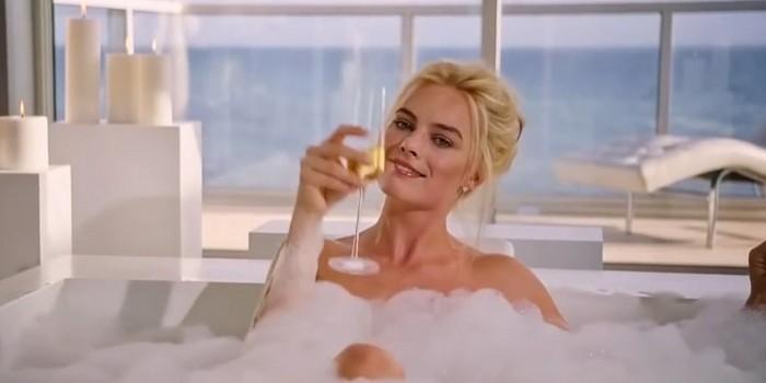 [Critique Blu-ray] The Big Short : Margot Robbie dans un bain