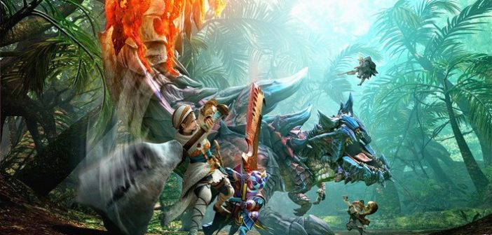 Une date de sortie et un bundle New 3DS pour Monster Hunter Generations !