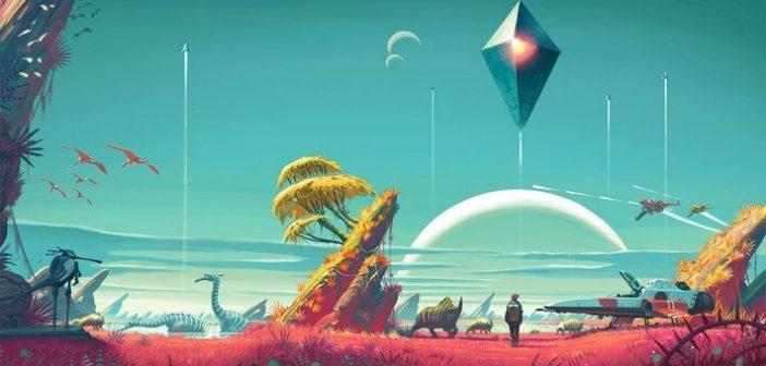 No Man's Sky loupe sa date de sortie sur PS4...