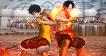 One Piece : Burning Blood, Luffy arrive sur Xbox One