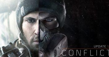 Conflit : la nouvelle mise à jour pour Tom Clancy's The Division