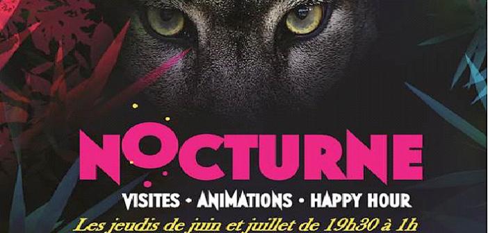 [Évènement] Une nuit au Zoo de Vincennes !