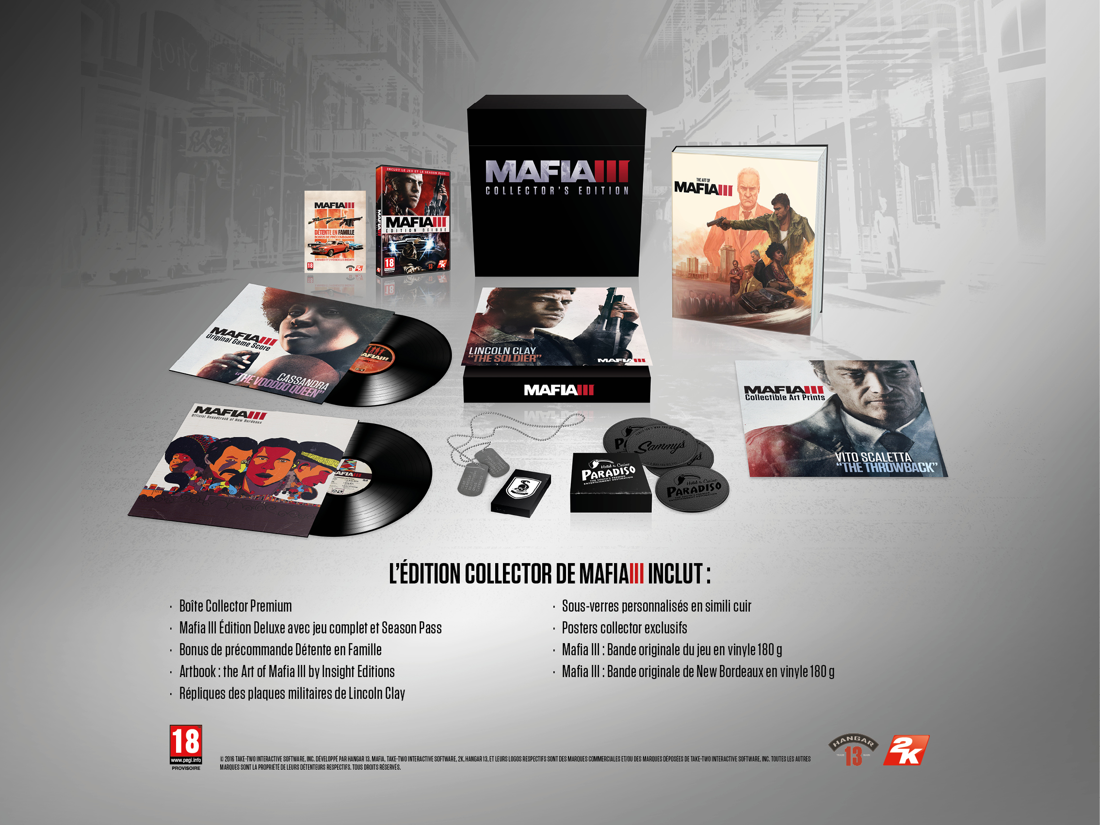 mafia 3 collector