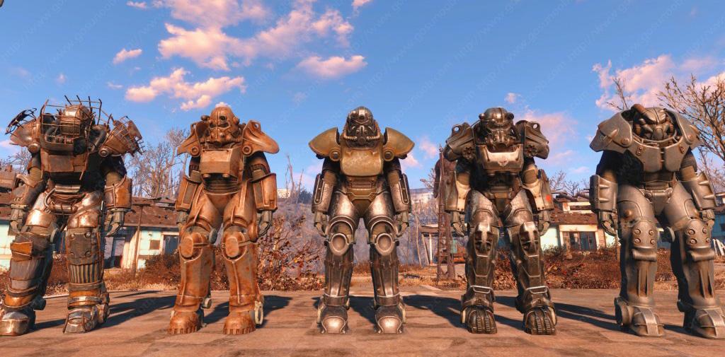 Fallout-4-Power-Armors
