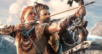 Horizon Zero Dawn reporté, mais illustré !