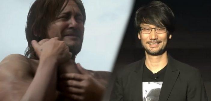 [E3 2016] Hideo Kojima de retour avec Death Stranding !