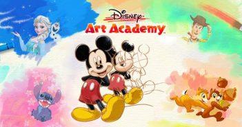 [Preview] Disney Art Academy, vos héros au bout du stylet stylé !