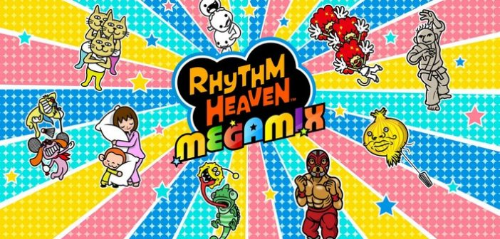 [Preview] Rhythm Paradise Megamix, as tu le mouv' dans la peau ?