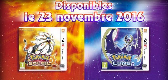 Pokémon Soleil et Lune s'offre un second trailer sensationnel !