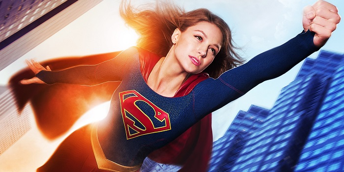 Superman s'invite chez Supergirl