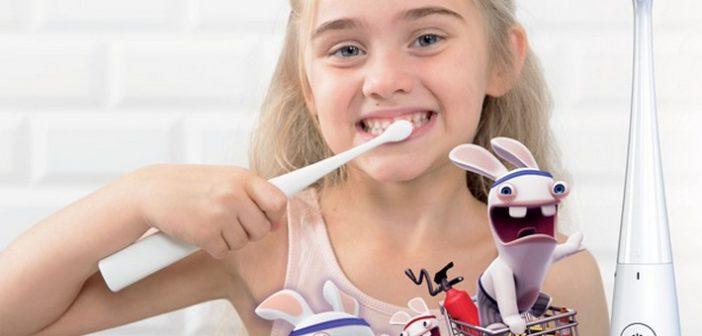 Se brosser les dents, tout un art avec les Lapins Crétins !
