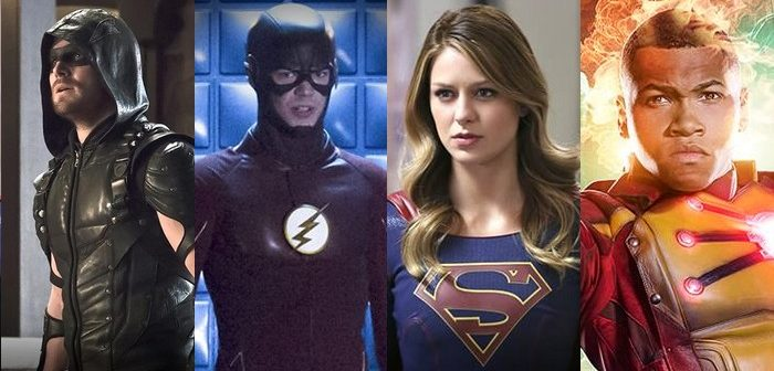 Arrow, Flash, Supergirl et DC's Legends of Tomorrow : le crossover ?
