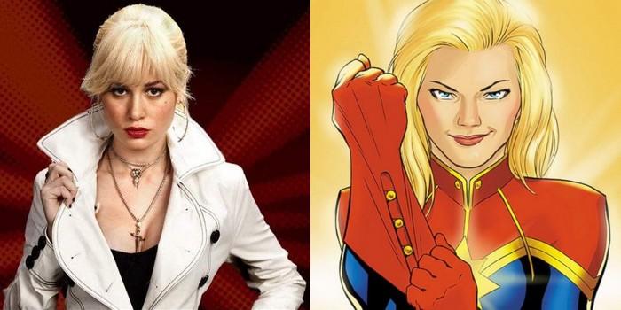 Brie Larson sera-t-elle Captain Marvel ?