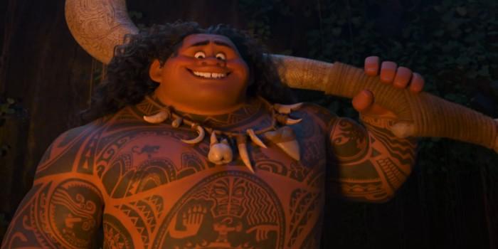 Vaiana : découvrez la bande-annonce du prochain Disney !