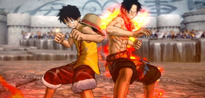[Test] One Piece : Burning Blood : pas encore le roi des pirates