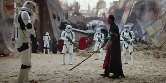 Star Wars : Rogue One : des reshoots pour un caméo fun