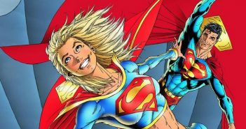 Supergirl a trouvé son superman !