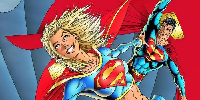 Supergirl a trouvé son superman !