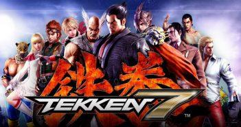 [E3 2016] Les personnages de Tekken 7 montrent leurs muscles !