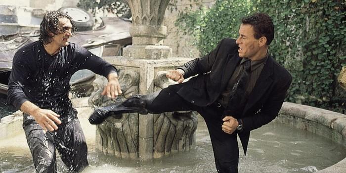 [Critique DVD] The Order : Van Damme a des gaz