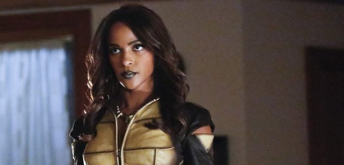 Vixen dans la saison 2 de DC's Legends of Tomorrow mais...