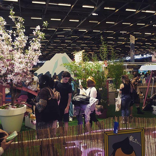 Nos premières impressions sur la 17ème édition de la Japan Expo