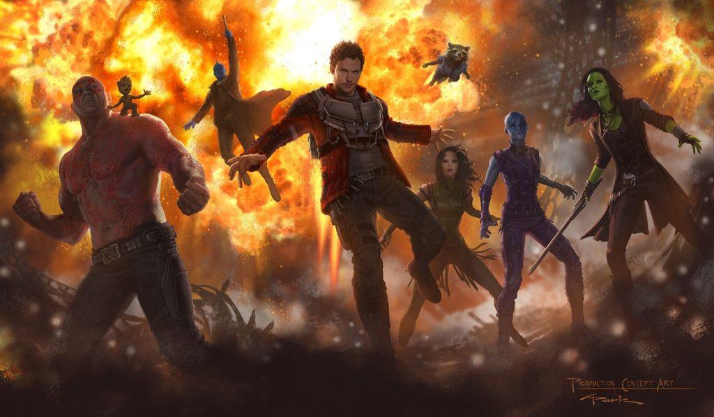 L'équipe des Gardiens de la galaxie s'agrandit !