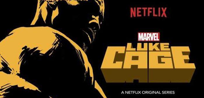 Luke Cage débarque au Comic-Con avec un poster !