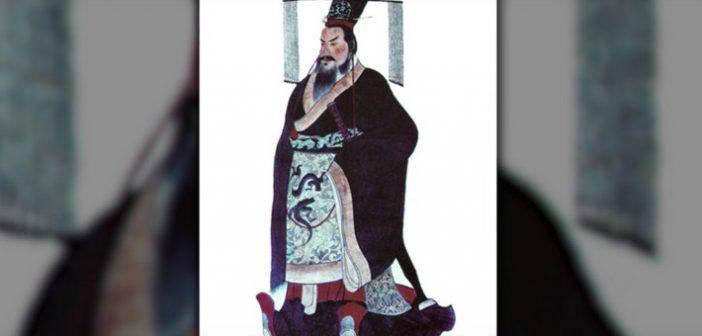 Qin Shi Huangdi premier empereur chinois de Civ VI !