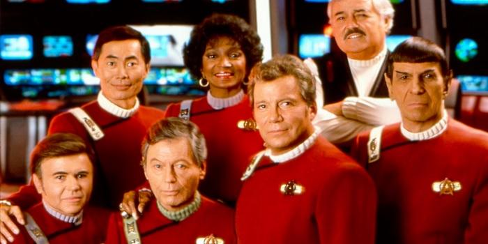 Star Trek VI: Terre Inconnue