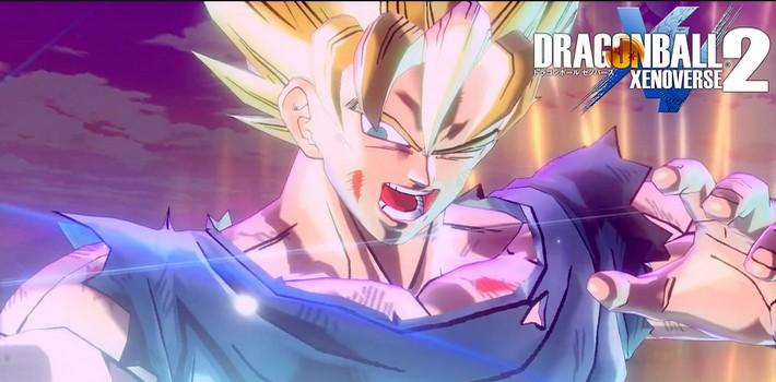 Dragon Ball Xenoverse 2 sera finalement disponible à partir du...