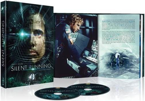 [Concours] 3 DVD et 1 Blu-ray Silent Running à gagner !