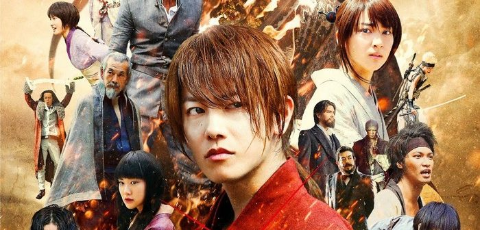[Critique DVD] Kenshin Kyoto Inferno : en attendant la suite