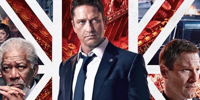 [Critique Blu-ray] La chute de Londres et personne ne s'en relèvera