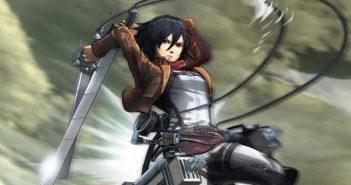 [Preview] Attack on Titan, Mikasa botte le cul des titans avec panache