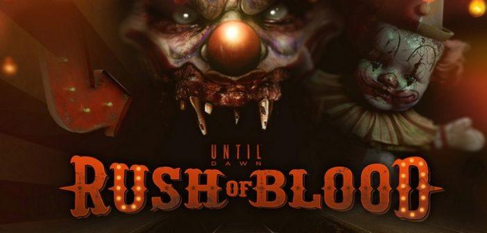 [Preview] Until Dawn : Rush of Blood, l'horreur faite réalité !