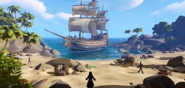 Rare récupère les hommes à la mer de Lionhead