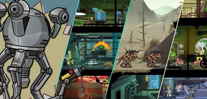 Fallout Shelter, la mise à jour 1.6 et la version PC
