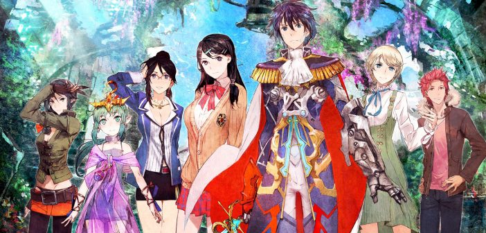 [Test] Tokyo Mirage Session #FE, Persona light